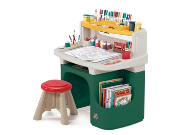 Step Two Artmaster Activity Desk and Chair