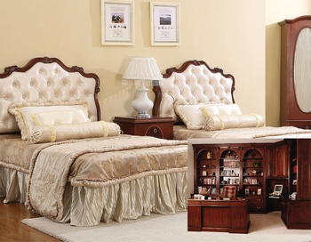 Master Bedroom Set from Accentuations By Design or A $3,000 Gift Certificate at Ultimate Design Woodworks