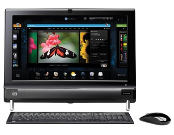 "HP 23.8"" TOUCHSCREEN ALL-IN-ONE PC"
