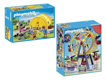 Spectacular Playmobil Fun Package