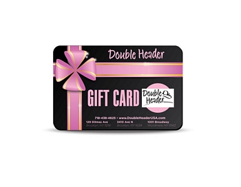 $250 Gift Card at Double Header
